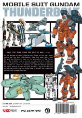 Verso de Mobile Suit Gundam - Thunderbolt -9- Tome 9