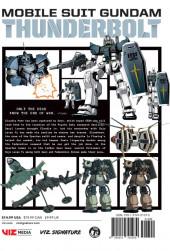 Verso de Mobile Suit Gundam - Thunderbolt -10- Tome 10