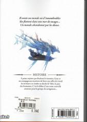 Verso de Granblue Fantasy -3- Tome 3