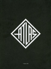 Verso de Le dernier atlas -10HC- N°10