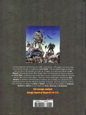 Verso de Savage Sword of Conan (The) - La Collection (Hachette) -36- L'Île des sans-visage