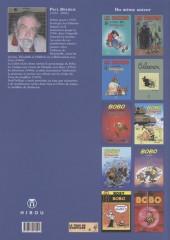 Verso de Bobo -INT04- Intégrale - tome 4