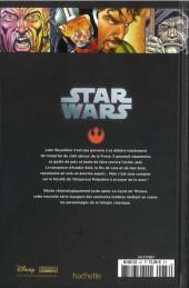 Verso de Star Wars - Légendes - La Collection (Hachette) -8775- L'Empire des Ténèbres - III. La Fin de l'Empire