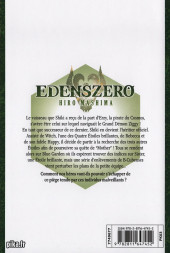 Verso de Edens zero -3- Le vaisseau de grand démon