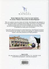 Verso de Saint-Raphaël - Une histoire entre terres et mer