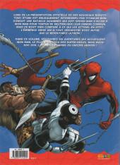 Verso de Spider-Man - Les aventures (Panini comics) -10- Gare à Ultron !