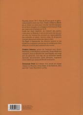 Verso de Full Stop - Le génocides des tutsi du Rwanda