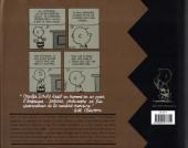 Verso de Snoopy & Les Peanuts (Intégrale Dargaud) -20- 1989 - 1990