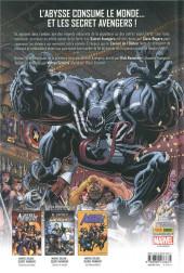 Verso de Secret Avengers (Marvel Deluxe) -4- Dans le vide