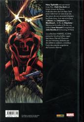 Verso de Daredevil par Ann Nocenti -2- Tome 2