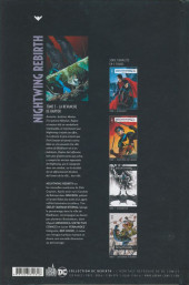Verso de Nightwing Rebirth -5- La Revanche de Raptor