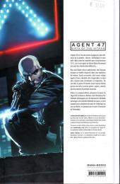 Verso de Agent 47 : Birth of the Hitman