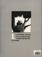Verso de André le corbeau -INT- Animal - Les Aventures d'André le corbeau
