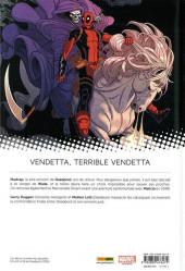 Verso de All-New Deadpool (Marvel Now!) -5- Patience zéro