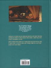 Verso de Le fils de l'Ursari