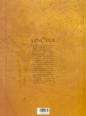 Verso de Le linceul -2- Le cercle du sydoine