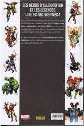 Verso de Marvel Generations - Tome INT