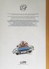 Verso de Spirou et Fantasio -33TT- Virus