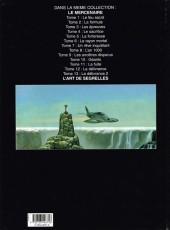 Verso de Le mercenaire -13- La délivrance 2