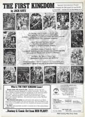 Verso de Savage Sword of Conan The Barbarian (The) (1974) -90- Devourer of Souls!