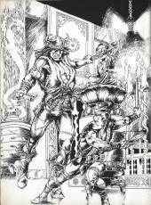 Verso de Savage Sword of Conan The Barbarian (The) (1974) -120- Star of Thamazhu