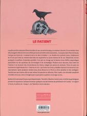 Verso de Le patient - Le Patient