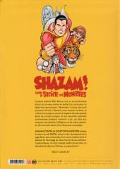 Verso de Shazam! contre la société des monstres