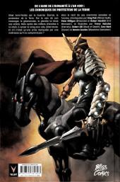 Verso de Eternal Warrior : Chroniques du Guerrier éternel