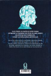Verso de Intelligences Artificielles - Miroirs de nos vies