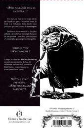 Verso de Namta -1- Une veine de pendu
