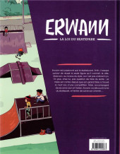 Verso de Erwann -1- La loi du Skatepark