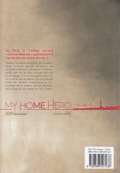 Verso de My Home Hero -2- Tome 2