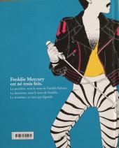 Verso de Freddie Mercury