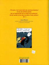 Verso de Tête de gondole (Tronchet / Nicobi) - Tête de gondole