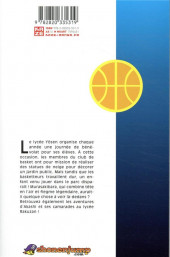 Verso de Kuroko's Basket - Replace Plus -9- Tome 9
