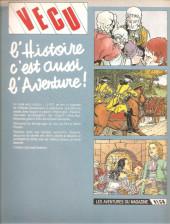 Verso de (Recueil) Vécu (Album du journal) -10- Recueil des numéros 42-43-44