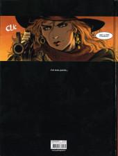 Verso de Catamount -3- La justice des corbeaux