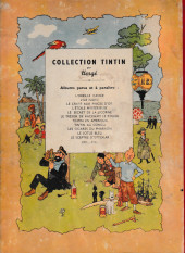 Verso de Tintin (Historique) -2B01'- Tintin au Congo