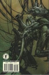 Verso de Aliens: Hive (1992) -INTa- Hive