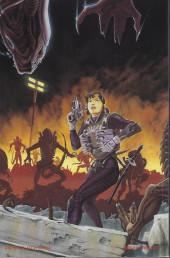 Verso de Aliens vs. Predator (1990) -INTa- Aliens vs. predator