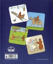 Verso de L'ours Barnabé (Boîte à bulles) -19- Vive la nature !