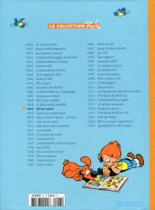 Verso de Boule et Bill -15- (Collection Eaglemoss) -4316- Bill de Match