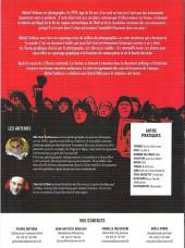 Verso de Iran révolution - Tome Extrait