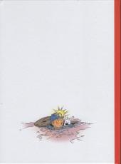 Verso de Tintin - Pastiches, parodies & pirates - La créature des abîmes