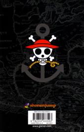 Verso de One Piece -90- La Terre Sainte de Marie Joie