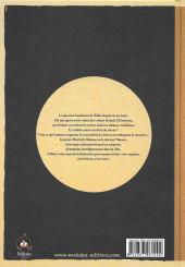 Verso de Sherlock Holmes - La BD dont vous êtes le héros -5- L'ombre de Jack l'Eventreur