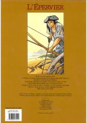 Verso de L'Épervier (Pellerin) -5d12- Le Trésor du Mahury