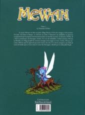 Verso de Mewan -1- Le Domaine d'Olwé
