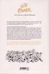 Verso de (DOC) Les Clés de la bande dessinée -INT- Les clés de la bande dessinée