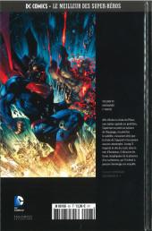 Verso de DC Comics - Le Meilleur des Super-Héros -93- Superman - Unchained 1ère PArtie